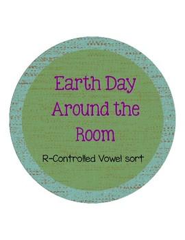 Around the Room - er, ir, ur (Earth Day)