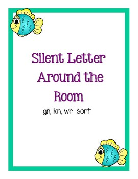Around the Room - kn, wr, gn (Fish)