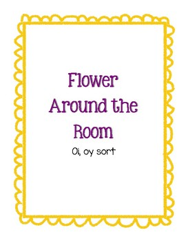 Around the Room - oi, oy (Flowers)