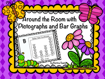 Around the Room with Pictographs and Bar Graphs