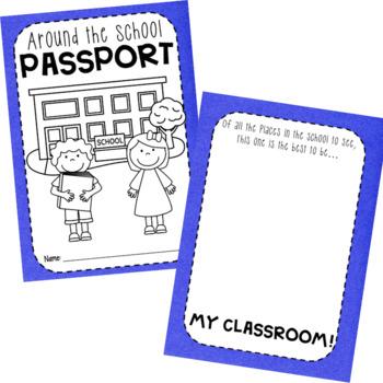 Around the School Passport