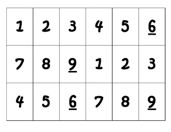 Around the Solar System - Multiplication 1-9