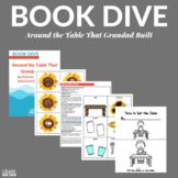 Around the Table That Grandad Built Activities (Book Dive)