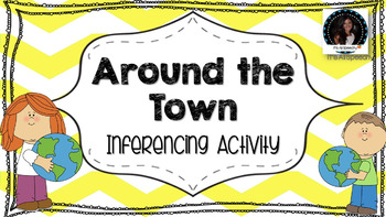 Around the Town Community Inference Activity: Language and clues