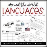 Around the World Language Book
