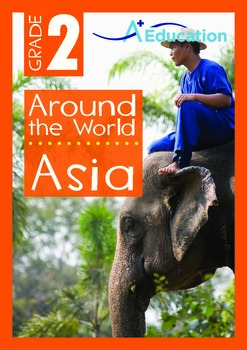 Around the World - Asia - Grade 2