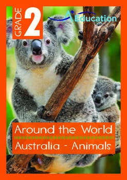 Around the World - Australia (II): Animals - Grade 2