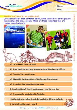 Around the World - Australia (I): Netball - Grade 2