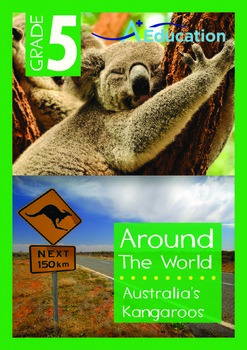 Around the World - Australia's Kangaroos - Grade 5