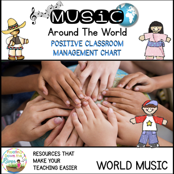 Around the  World Positive Classroom Management/ class Rew