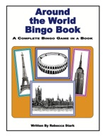 Around the World Bingo Book