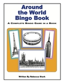 Around the World Bingo Book