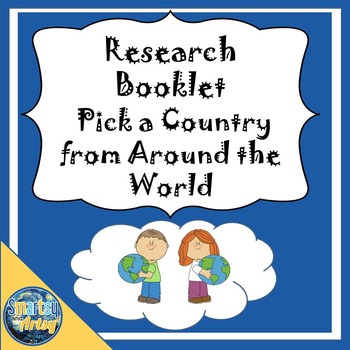 Research Guide Pick a Country from Around the World