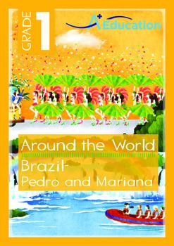 Around the World - Brazil: Pedro and Mariana - Grade 1