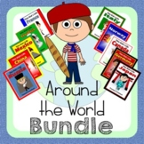 Around the World Bundle Endless France, Mexico, Germany, China Country Study