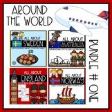 Around the World  ❤️  Bundle Number One