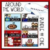 Around the World  ❤️  Bundle Number One