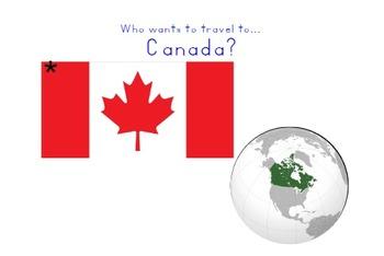 Around the World - Canada