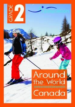 Around the World - Canada - Grade 2