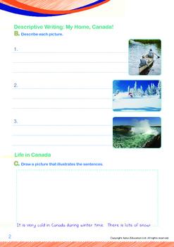 Around the World - Canada: Life in Canada - Grade 1