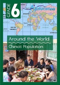 Around the World - China's Population - Grade 6