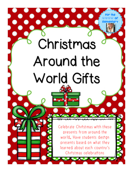 Around the World Christmas Gifts