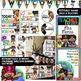 Around the World Classroom Decor - Editable