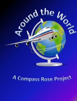 Around the World Compass Rose Project