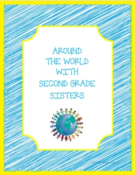 Around the World Country Study (includes Holidays!)