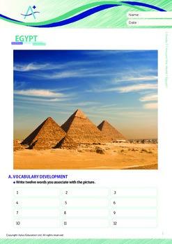 Around the World - Egypt - Grade 7