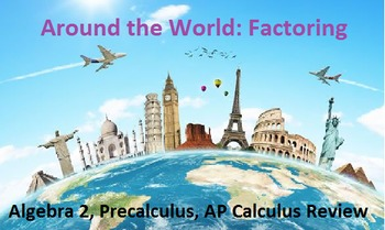 Around the World Factoring (All Types)