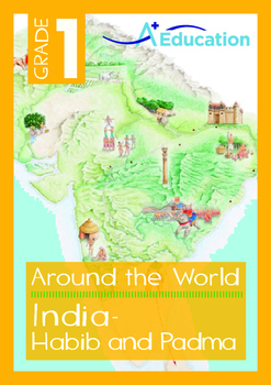 Around the World - India: Habib and Padma - Grade 1