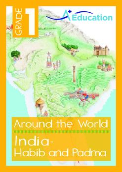 Around the World - India: Habib and Padma - Grade 1