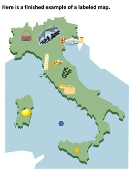 Around the World: Italy Social Studies PACK