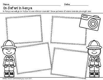 Around the World: Kenya