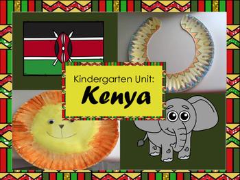 Around the World: Kindergarten Unit: Kenya