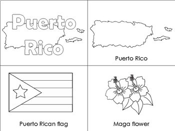 Around the World: Kindergarten Unit: Puerto Rico