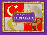 Around the World: Kindergarten Unit: Saudi Arabia
