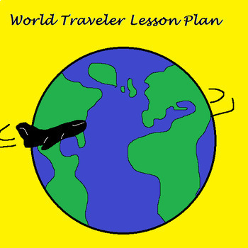 Around the World Lesson Plan