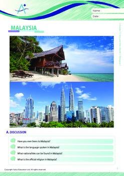 Around the World - Malaysia - Grade 7