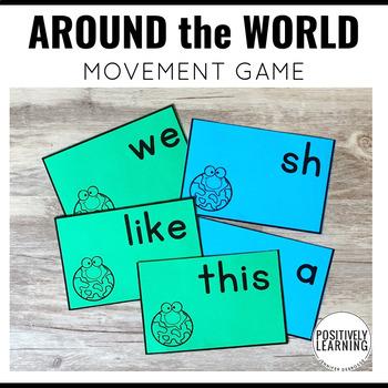 Around the World Games