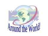 Around the World Multiplication Game
