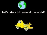 Around the World PowerPoint