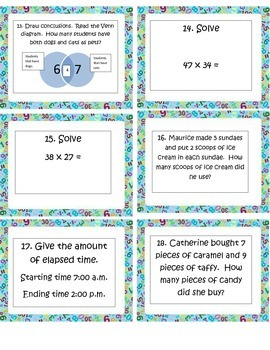 Around the World  Math Problem Solving
