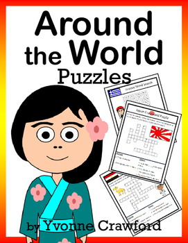 Around the World Puzzles Endless
