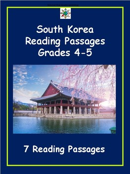 Around the World Reading Passage: South Korea