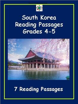 Around the World Reading Passage: South Korea