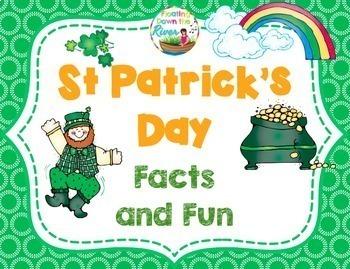 Around the World Ireland and Saint Patrick's Day Packet