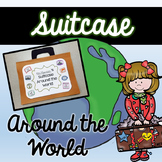 Around the World Suitcase and PowerPoints