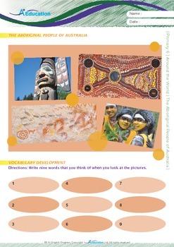 Around the World - The Aboriginal People of Australia - Grade 6